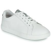 Chaussures Femme Baskets basses Bons baisers de Paname SIMONE EYES Blanc