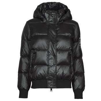 Vêtements Femme Doudounes Armani Exchange 8NYB40 Noir