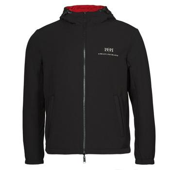 Vêtements Homme Blousons Armani Exchange 6KZB56 Noir