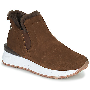 Chaussures Femme Baskets montantes Gioseppo JONDAL Marron