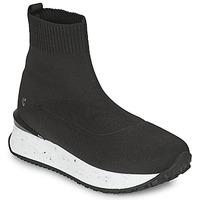Chaussures Femme Baskets montantes Gioseppo ULUIK Noir