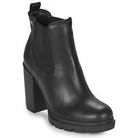 Chaussures Femme Bottines Gioseppo TINDOUF Noir