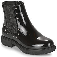 Chaussures Fille Boots Gioseppo TELAGH Noir