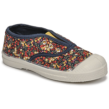 Chaussures Enfant Baskets basses Bensimon TENNIS ELLY LIBERTY ENFANT Multicolore