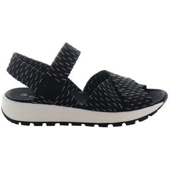 Chaussures Femme Multisport Bernie Mev Kaia Black Silver noir