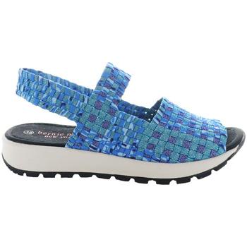 Chaussures Femme Multisport Bernie Mev Tara Bay Wave Print bleu