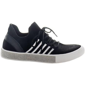 Chaussures Femme Multisport Bernie Mev Bernice Black noir