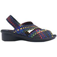 Chaussures Femme Derbies Bernie Mev Brighten Kent Yael Multi Black multicolore