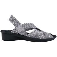 Chaussures Femme Derbies Bernie Mev Brighten Kent Yael Silver Grey argent?