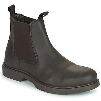 Chaussures Homme Boots Lumberjack CHARLIE BEATLES Marron