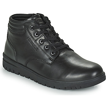 Chaussures Homme Boots Lumberjack ALFRED LOW BOOT LACE Noir