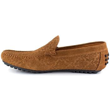 Chaussures Homme Mocassins Peter Blade DURHAM COGNAC Marron