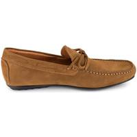 Chaussures Homme Mocassins J.bradford JB-RACER cognac Marron