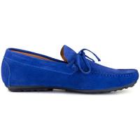 Chaussures Homme Mocassins J.bradford JB-RACER bleu Bleu