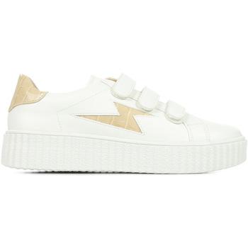 Chaussures Femme Baskets basses Vanessa Wu Eclair blanc