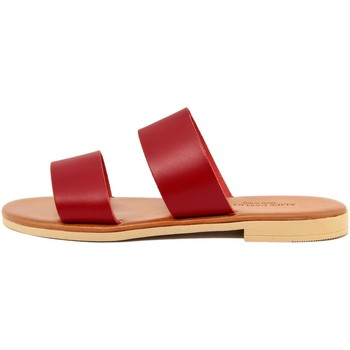 Chaussures Femme Mules Alice Carlotti  Rosso