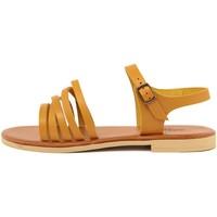 Chaussures Femme Sandales et Nu-pieds Alice Carlotti  Giallo