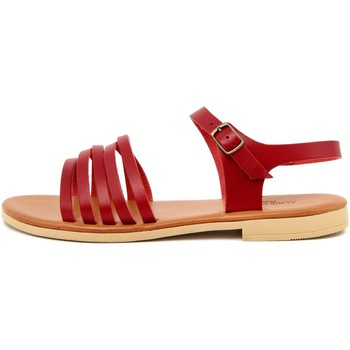 Chaussures Femme Sandales et Nu-pieds Alice Carlotti  Rosso