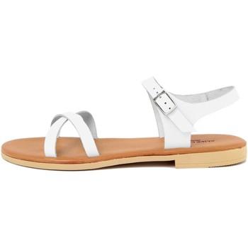 Chaussures Femme Sandales et Nu-pieds Alice Carlotti  Bianco