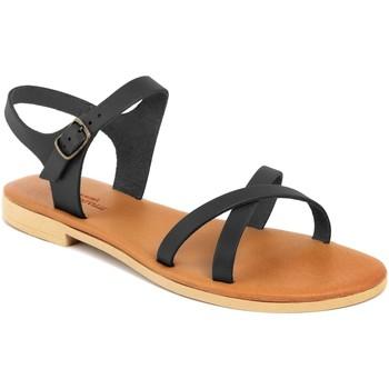 Chaussures Femme Sandales et Nu-pieds Alice Carlotti  Nero