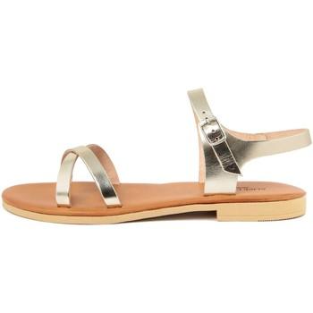 Chaussures Femme Sandales et Nu-pieds Alice Carlotti  Oro