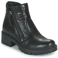 Chaussures Femme Bottes ville IgI&CO DONNA GIANNA Noir