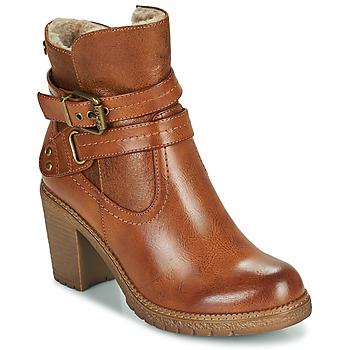Chaussures Femme Bottines Refresh 78969 Camel