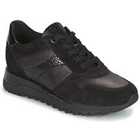 Chaussures Femme Baskets basses Geox TABELYA Noir