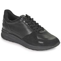 Chaussures Femme Baskets basses Geox AIRELL Noir