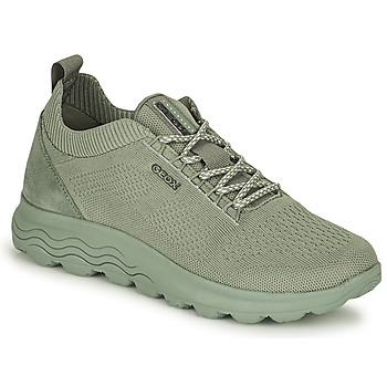 Chaussures Femme Baskets basses Geox SPHERICA Gris