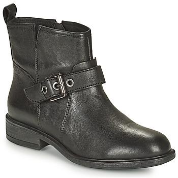 Chaussures Femme Bottines Geox CATRIA Beige