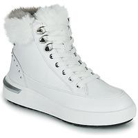 Chaussures Femme Bottes de neige Geox DALYLA Blanc