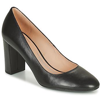 Chaussures Femme Escarpins Geox PHEBY Noir