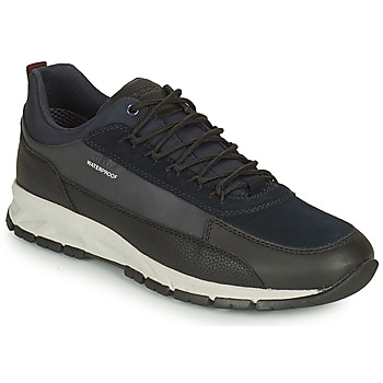 Chaussures Homme Baskets basses Geox DELRAY WPF Marine / Noir