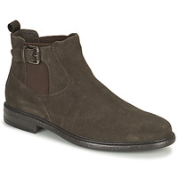 Chaussures Homme Boots Geox TERENCE Marron
