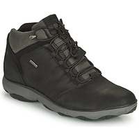 Chaussures Homme Boots Geox NEBULA Noir
