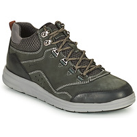 Chaussures Homme Boots Geox HALLSON Gris