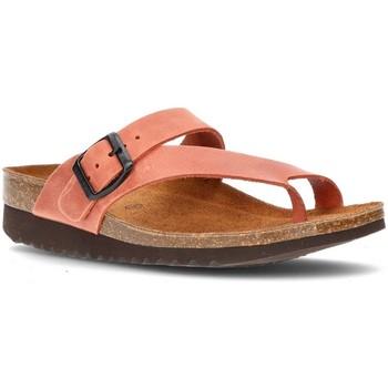 Chaussures Femme Sandales et Nu-pieds Interbios SANDALES D'INTÉRIEUR ALYSA 7119C TUILE