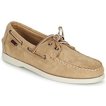 Chaussures Homme Chaussures bateau Sebago PORTLAND FLESH OUT Beige