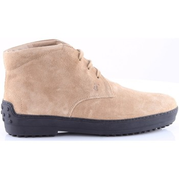 Chaussures Homme Boots Tod's XXM0HW00D80RE0 Beige