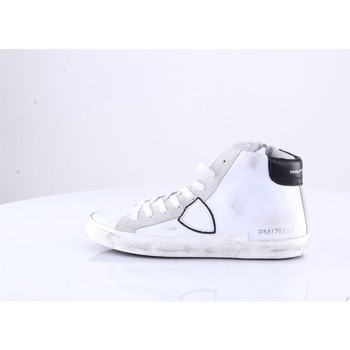 Chaussures Homme Baskets montantes Philippe Model PRHUV020 blanc