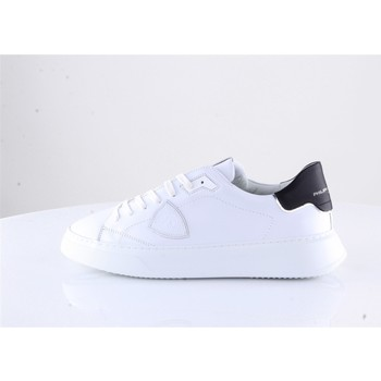 Chaussures Homme Baskets basses Philippe Model BTLUV007 Blanc