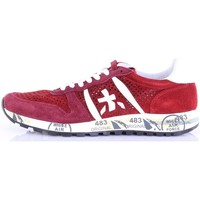 Chaussures Homme Baskets basses Premiata ERIC Rouge