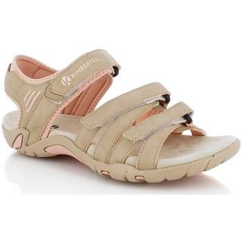 Chaussures Femme Sandales sport Kimberfeel DANA Beige
