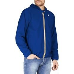 Vêtements Homme Blousons K-Way Veste Jacques Stretch Dot Bleu Bleu
