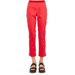 Vêtements Femme Chinos / Carrots Liviana Conti CNTK37 Rouge