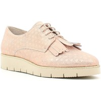 Chaussures Femme Derbies Grace Shoes AA70 Rose