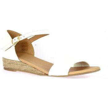 Chaussures Femme Sandales et Nu-pieds We Do Nu pieds cuir Blanc
