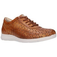 Chaussures Femme Baskets basses Pitillos 6731 Mujer Cuero marron