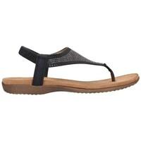 Chaussures Femme Sandales et Nu-pieds Amaspies AMARPIES ABZ19081 Mujer Negro noir